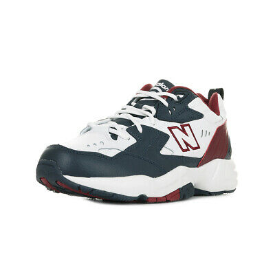 chaussure homme new balance blanche
