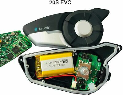 9f26a11fd1a 3.7V Replace Battery 500mAh 502540 for Sena SMH5 FM Motorcycle Bluetooth  Headset