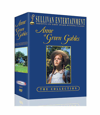 Anne of Green Gables Trilogy Box Set (DVD) The Collection New