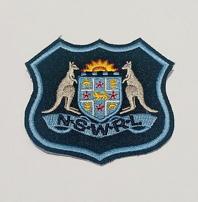 Nsw Rugby League Patch Badge Iron On