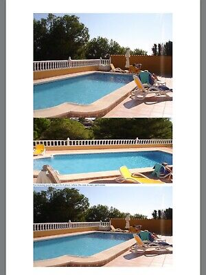 Holiday Villa 22-31Aug Flexible Dates Pinar De Campoverde Costa Blanca Sleeps 6