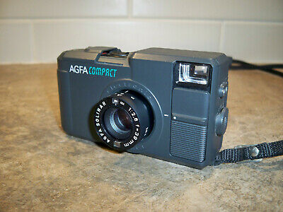 Agfa Compact Optima 935 35mm film camera Tested and working