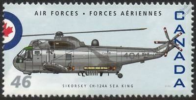 RCAF CH-124 SIKORSKY Sea King Helicopter Supply Submarine Military