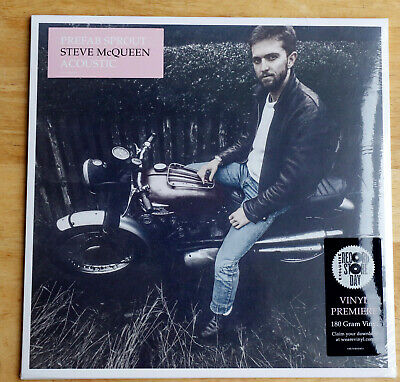 RSD 2019 Prefab Sprout Steve McQueen Acoustic Vinyl limited sealed