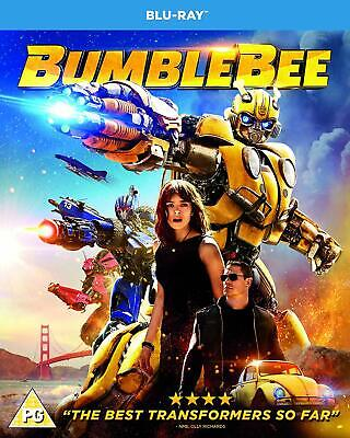Bumblebee [Blu-ray] [2019] TRANSFORMERS FRANCHISE For release 13th May PRE-ORDER