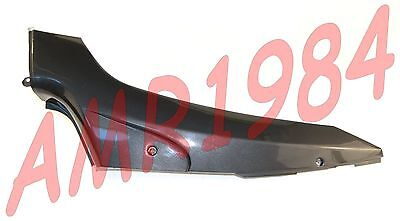 Side Fairing Rear Right MALAGUTI Grey Anthracite For Fifty Top - Cx - HF