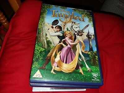 Tangled  2011 PG Starring: Mandy Moore  classics 50 uk dvd