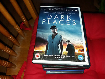 Dark Places   2016 15 Starring: Charlize Theron uk dvd