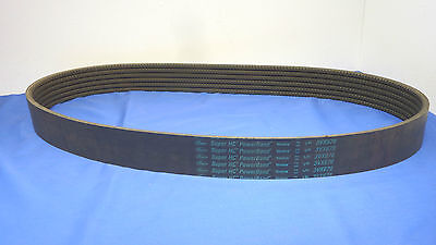 Gates 6/3VX670 Super HC Powerband Vextra V80,6 Rib Timing Belt,NEW