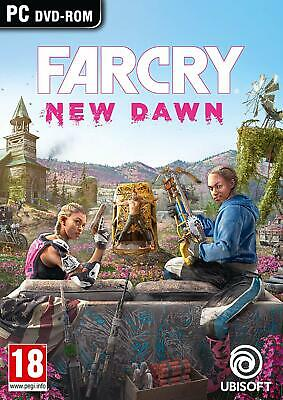 Far Cry New Dawn - Deluxe Pc Not Key Steam