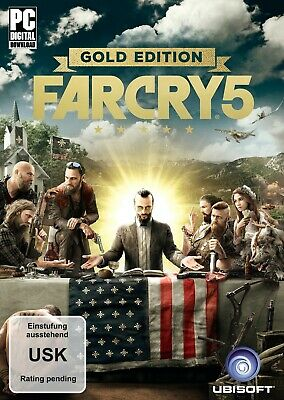 Far Cry 5 - Gold Edition Pc Not Key Steam