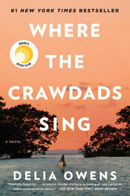 Where the Crawdads Sing (2019,eB00k)(PDF,EPUB,mobi) Fast Delivery