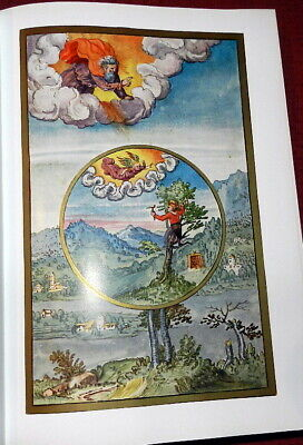 1556 Schwazer Bergbuch Manuscript Facsimile.  Tyrol Mining Color Illustrations.