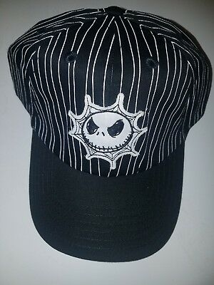 6bf5e621 Jack Skellington Disney Parks Nightmare Before Christmas Hat Youth size Cap