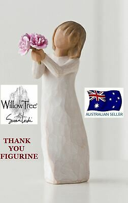 Willow Tree THANK YOU FIGURINE NEW