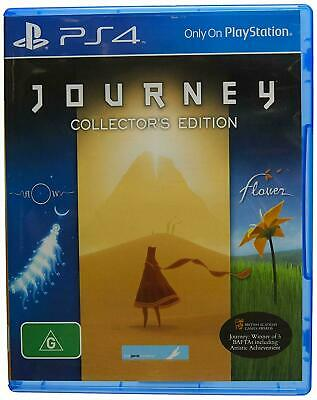 Journey Collector's Edition Game PS4 Playstation 4 (BRAND NEW & SEALED) AU STOCK