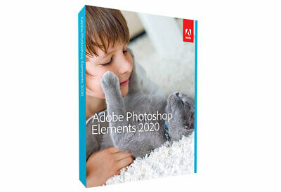 Adobe Photoshop Elements 2019 - Download, Deutsch, Windows oder Mac 1 PC
