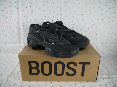 e050cbc93caa5 100% Legit Brand New LifeStyle Shoes Adidas Yeezy 500  Utility Black  (Size