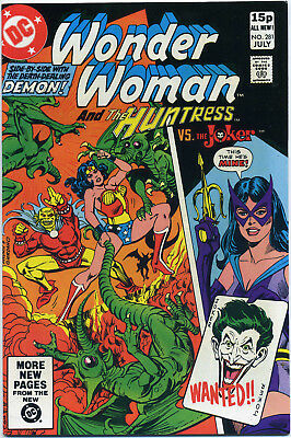 Wonder Woman #281 (Dc 1981) Vf+ First Print Bagged