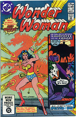 Wonder Woman #283 (Dc 1981) Vf+ First Print Bagged