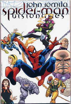 Spider-Man Visionaries John Romita Gn (Marvel 2001) Near Mint First Print