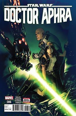 Star Wars Doctor Aphra #6 Near Mint First Print Bagged And Boarded