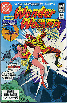 Wonder Woman #285 (Dc 1981) Vf+ First Print Bagged