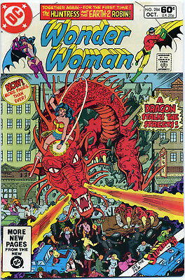 Wonder Woman #284 (Dc 1981) Vf+ First Print Bagged