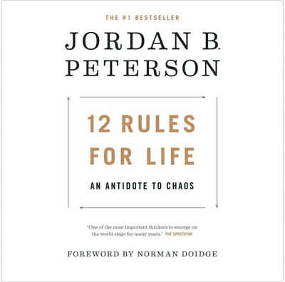 12 Rules for Life: An Antidote to Chaos by Jordan Peterson Ebook Instant deliver