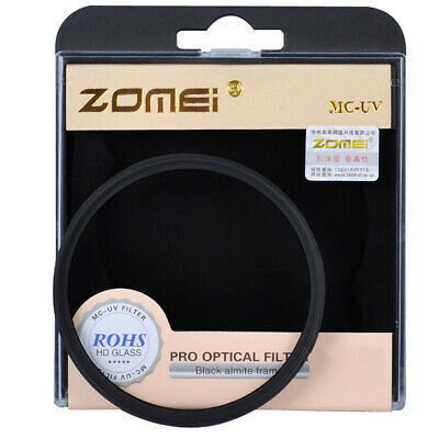 Zomei Pro Multi Coated 62mm MC UV Lens Filter for Leica Olympus Digital Camera