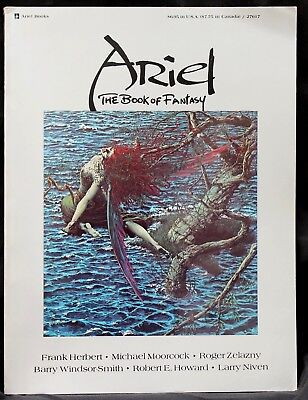 Ariel the Book of Fantasy Vol 3 a vfn- 1978 Bronze Age GN all glossy colour