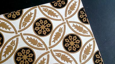 Christopher DRESSER Tile Minton Victorian Aesthetic Movement Harry Lyons 1870s