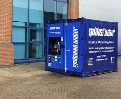 Water Fed Pole, Window Cleaning, Pure Water Filling Station - Bracknell