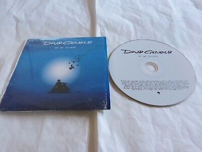 DAVID GILMOUR - On an island - CD 1 titre !!! PROMO !!!