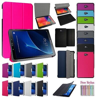 """Smart Case Cover Fits Samsung Galaxy Tab A6 10.1"""" With Magnetic Flip T580 T585"""