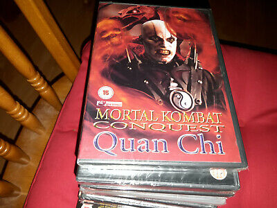 Mortal Kombat Conquest: Quan Chi [1995]  new sealed      uk dvd