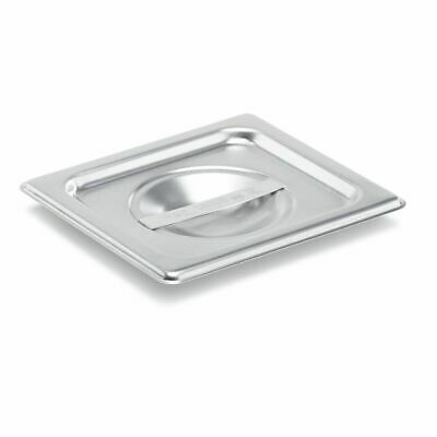 Vollrath 75160 Super Pan V S/S 1/6 Size Solid Cover