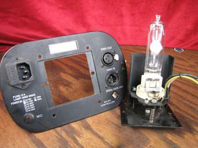 Lamp holder with rear panel assy from Accu Roller 250