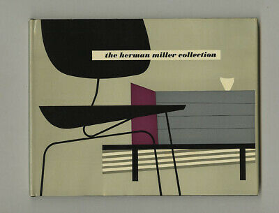 1952 George Nelson HERMAN MILLER Furniture Catalg Eames Noguchi Irving Harper DJ