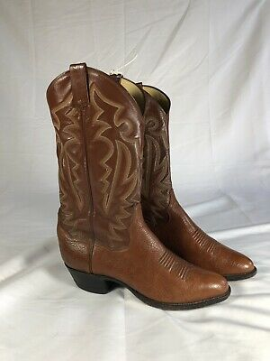 ffb93a8008b TONY LAMA GENUINE Exotic Alligator Skin Black Western Boots Sz 9D ...