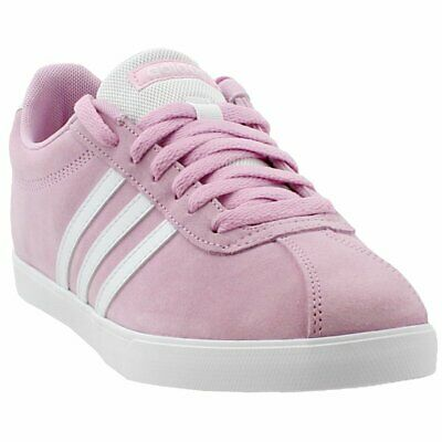 c25d2b27c NEW GIRLS ADIDAS Pink N-5923 Nylon Trainers Retro Lace Up -  45.89 ...