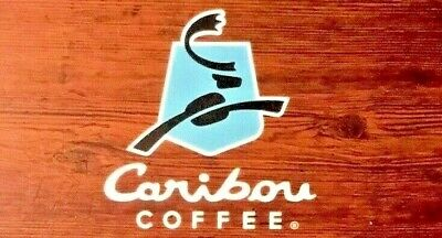 $50 Caribou Coffee Gift Cards Max Discounts With Volume Pricing +Free Quick Ship