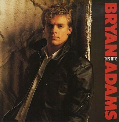 Bryan Adams - This Time - UK 12""
