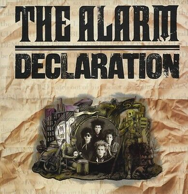 Alarm Declaration Us Lp