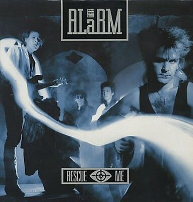 "Alarm Rescue Me - UK 12"" gatefold"