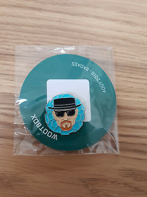 Pin's - Walther White de Breaking Bad - Neuf et emballé