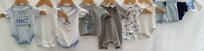 Baby Boys Bundle Of Clothing Age 0-3 Months  Timberland <H1816