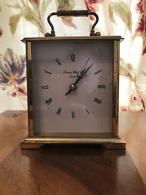 Vintage London Clock Co Quarts Made In Germany