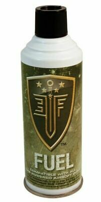 Elite Force Fuel Green Gas for Airsoft Guns 8oz Can GROUND SHIPPING ONLY