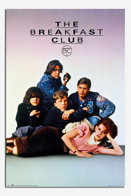 The Breakfast Club Officially Licensed 24 x 36 Movie Poster